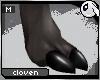 ~Dc) Cloven Feet [m]