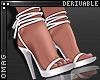 0 | Tied Sandal Heels