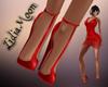 Stilettos Red
