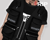 R. Tactical vest BL