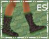 (es)Armor boots brown V2