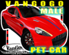 VG RED Sport CAR avi M