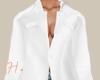 H. Satin BF Shirt WT
