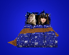 Ravenclaw Cuddle Bed