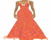 Melon Gown