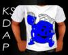 Blueberry Koolaid shirt