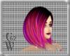 Mercedes Pink Hair