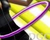 *DGC Violet Gel  Hoop
