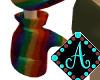 {Ama Rainbow Mitts