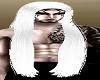 Long Always White Hair