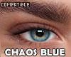 Eyes Chaos Blue