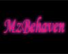 Mzbehaven room