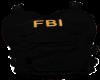FBI Vest Black