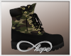 Camo AG Boot Black