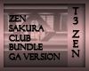 T3 Zen Sakura Club-GA