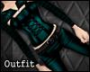 [TLZ]Nina bodysuit teal