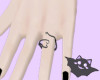 ☽ Tentacle Ring