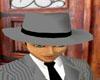 Zoot Suit Fedora Hat