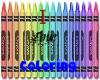 I Love Crayola Colors