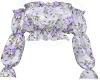Lilac Flora Top