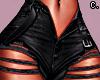 Open Belt Shorts |RL