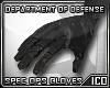 ICO Spec Ops Gloves M