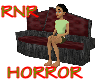 ~RnR~COFFIN 2 SEAT COUCH