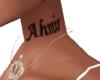Y| Custim Ahmir Neck Tat