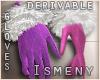 [Is] Fur Gloves Drv V2