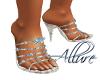 !Blue Sapphire Shoes!