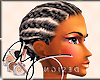 ! Cornrows Base Black