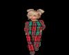 Kids Fuzzy Flannel PJs