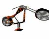 {SINS}Flame Statue Bike