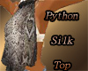 Python Silk Top