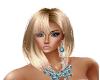 Hair Ash Blond Lizzy 540