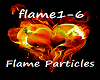 Flame Particles