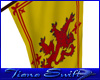 Scottish Lion Rampant