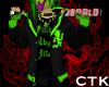 [CTK] Green Lo Hoody