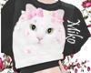 meow swetaer black