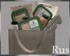 Rus Grocery Bag