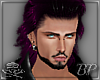 Ezekiel PVC black purple