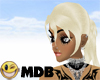 ~MDB~ BLOND JACALYN HAIR