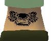 [NC6] Wild tiger  tatoo