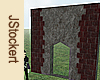 Rustic Square Wall #5