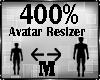 Avatar Scaler 400%