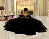 RLL Black Wedding Dress