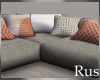 Rus Burke Chill Couch