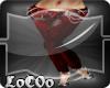 [LOC] Pantalon Rojo PUNK