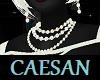 Fancy Pearl Necklace