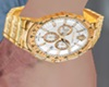 K*Clock Versace.gold